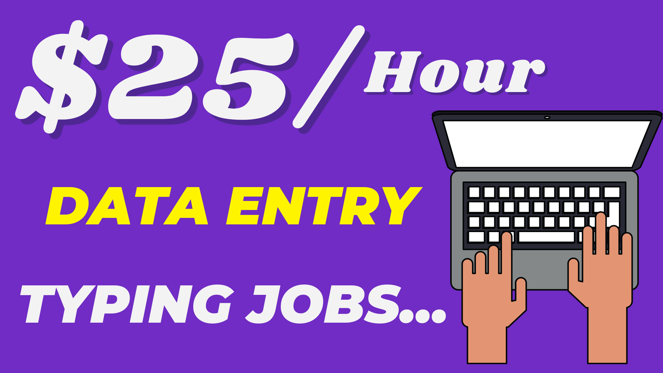 9 Best Online Data Entry Jobs From Home - Free Registration.