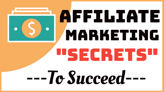 Quora Question: How do I earn in affiliate marketing?