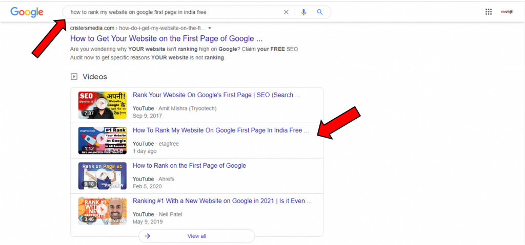 How To Get Your Blog To Rank Higher In Google's Search Results