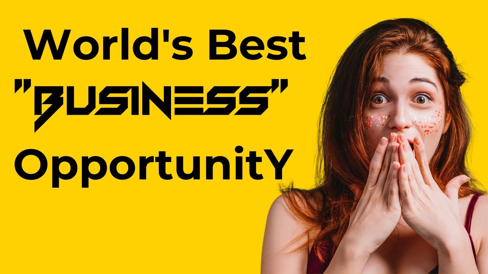 World Best Business Opportunity | Zero Investment Business In India.