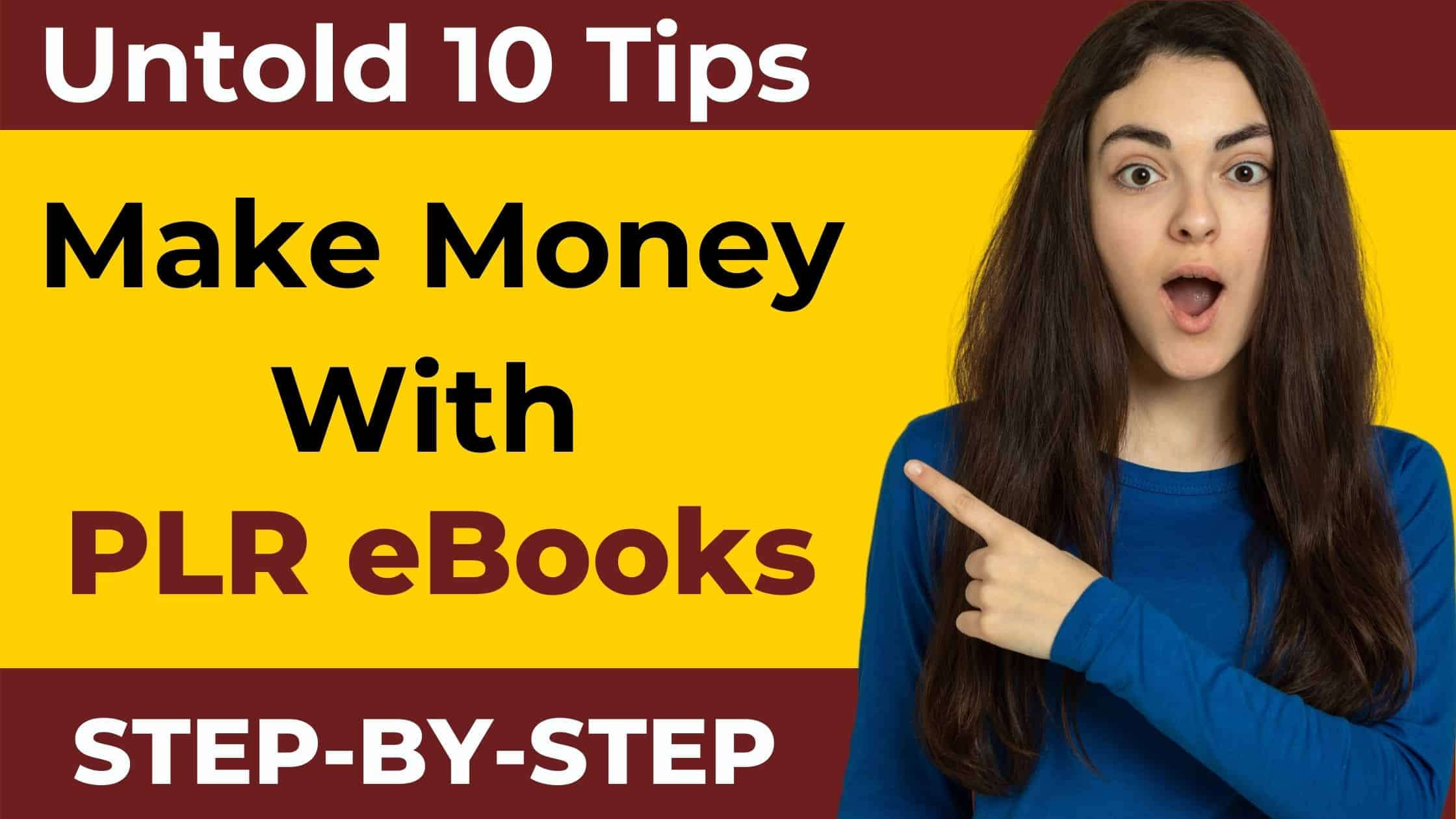 OMG! Untold 10 Tips To Make Money With IDPLR Free Products💰